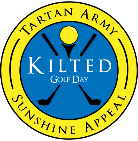 Kilted Golf Day Logo