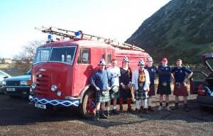 Tartan Fire Brigade